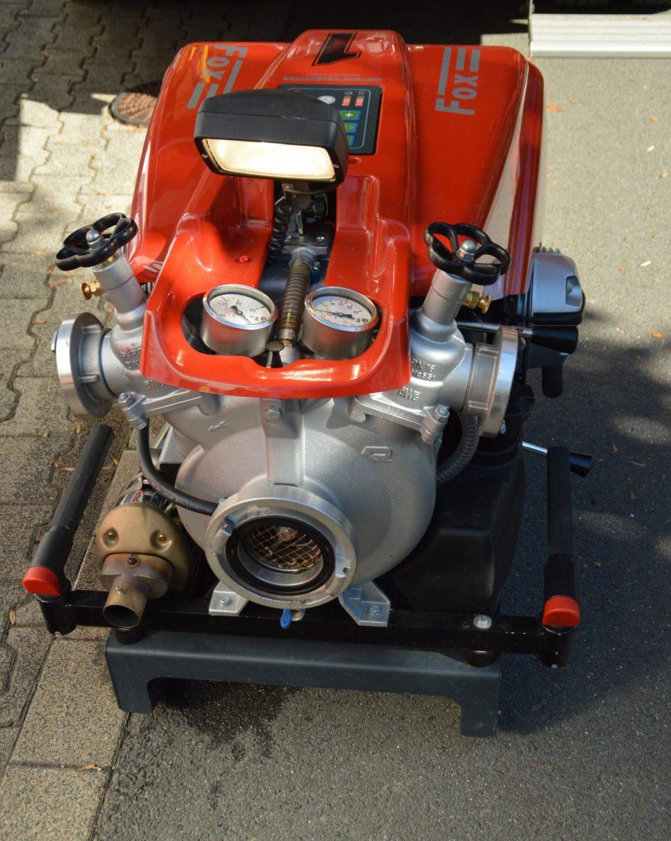 Tragkraftspritze Rosenbauer PFPN 10-1500